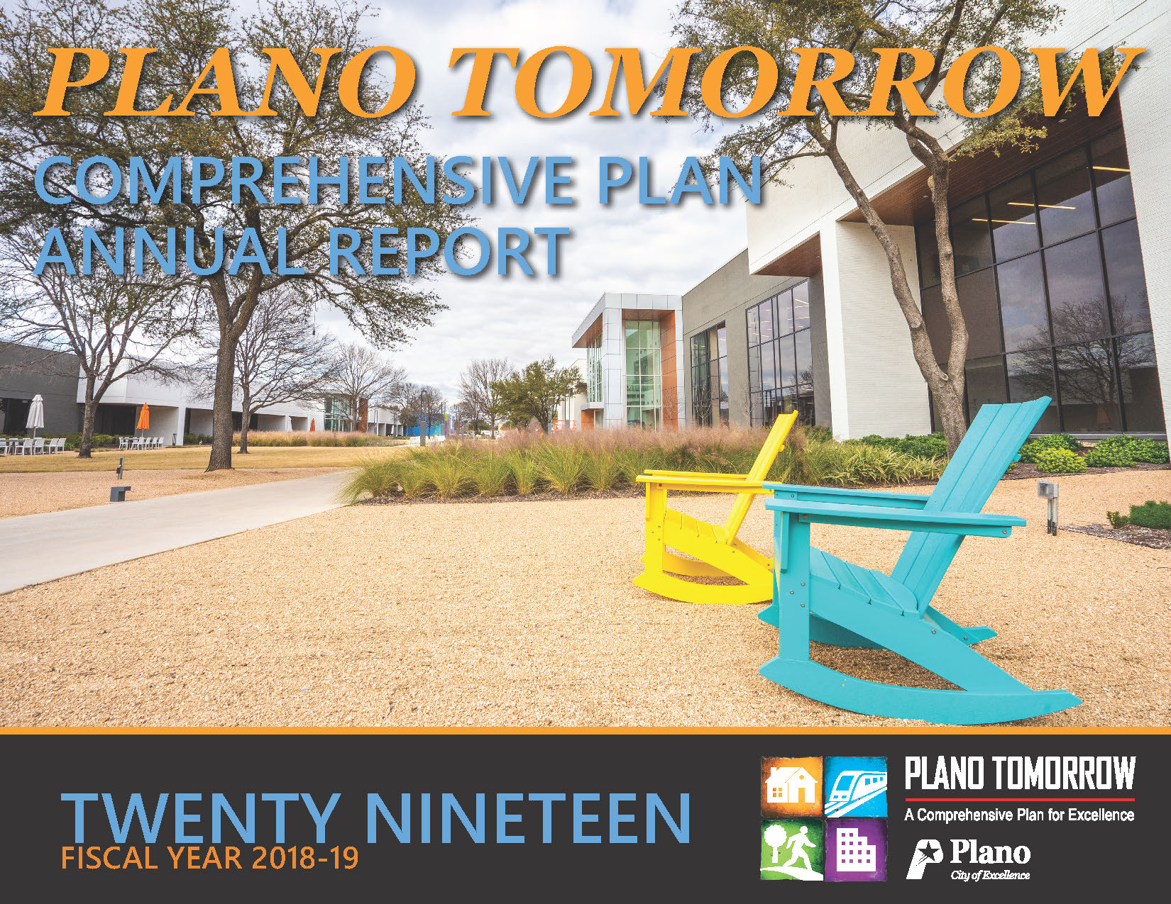 Plano Tomorrow Annual Report