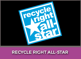 Recycle Right All Star