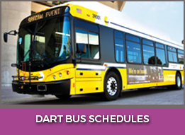 DART Bus Schedules