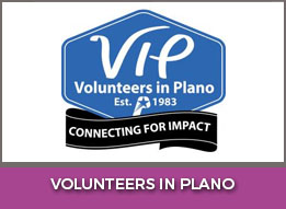 Volunteers in Plano