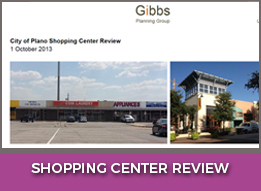 Shopping Center Review