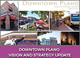 Downtown Plano Vision and Strategy Update