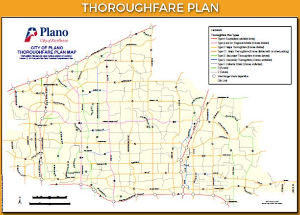 Thoroughfare Plan 2015